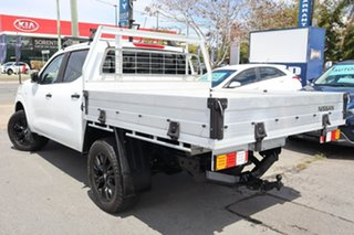 2016 Nissan Navara D23 S2 RX White 7 Speed Sports Automatic Cab Chassis