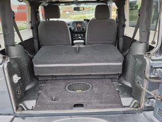 2018 Jeep Wrangler JK MY18 Sport Black 6 Speed Manual Softtop