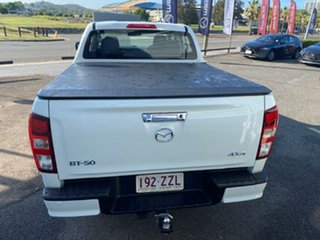 2020 Mazda BT-50 TFS40J XTR Ice White/black Cl 6 Speed Sports Automatic Utility.