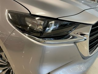2021 Mazda BT-50 TFR40J XT 4x2 Silver 6 Speed Sports Automatic Cab Chassis.