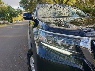 2019 Toyota Landcruiser Prado GDJ150R GXL Black 6 Speed Sports Automatic Wagon.
