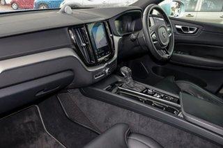 2019 Volvo XC60 UZ MY19 T6 AWD R-Design Blue 8 Speed Sports Automatic Wagon