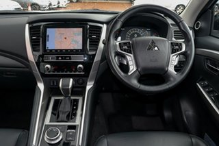 2019 Mitsubishi Pajero Sport QF MY20 Exceed Silver 8 Speed Sports Automatic Wagon