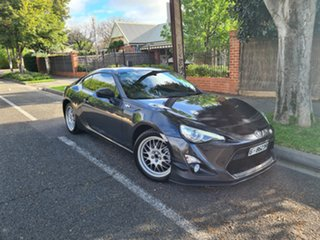 2013 Toyota 86 ZN6 GTS Graphite 6 Speed Manual Coupe.