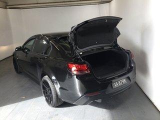 2013 Holden Commodore VF MY14 SV6 Black 6 Speed Manual Sedan