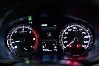 2018 Mitsubishi Triton MQ MY18 GLS Double Cab Blue 6 Speed Manual Utility