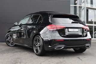 2021 Mercedes-Benz A-Class W177 801+051MY A250 DCT 4MATIC Cosmos Black 7 Speed.