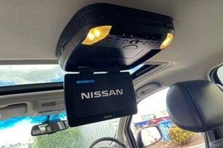 2011 Nissan Pathfinder R51 MY10 Ti 550 Silver 7 Speed Sports Automatic Wagon