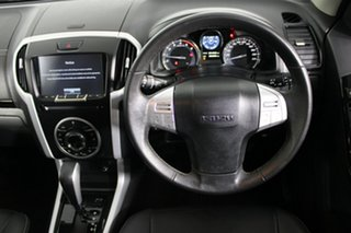 2018 Isuzu MU-X MY18 LS-T Rev-Tronic Splash White 6 Speed Sports Automatic Wagon