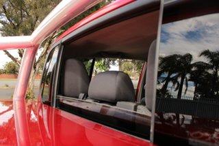 2007 Mitsubishi Triton ML GLX-R (4x4) Red 4 Speed Automatic 4x4 Double Cab Utility