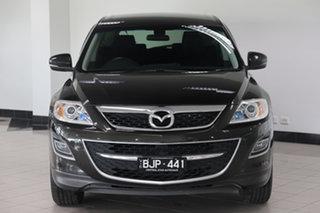2012 Mazda CX-9 TB10A4 MY12 Classic Black 6 Speed Sports Automatic Wagon.