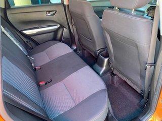 2016 Suzuki Vitara LY RT-S Orange 6 Speed Automatic Wagon