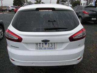 2011 Ford Mondeo MC LX White 6 Speed Sports Automatic Wagon