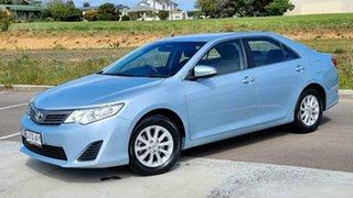 2013 Toyota Camry ASV50R Altise Blue 6 Speed Sports Automatic Sedan.