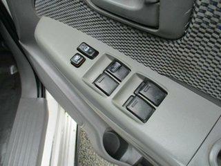 2006 Toyota Hilux KUN26R MY05 SR White 4 Speed Automatic Utility
