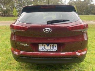 2016 Hyundai Tucson TL TUCSON WG ACTIVE X 2.0P AUTO Ruby Wine 6 Speed Automatic Wagon