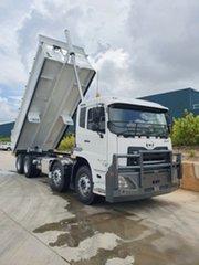 2021 UD CW420 CW420 Truck White Tipper