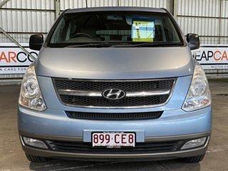 2010 Hyundai iMAX TQ-W Blue 4 Speed Automatic Wagon