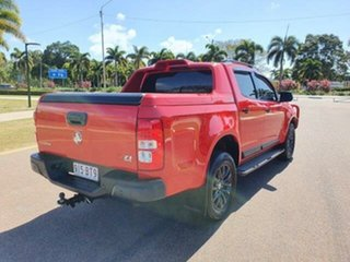 2019 Holden Colorado RG MY20 Z71 Pickup Crew Cab Red 6 Speed Sports Automatic Utility.