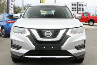 2017 Nissan X-Trail T32 ST X-tronic 2WD Silver 7 Speed Constant Variable Wagon.