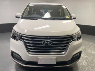 2018 Hyundai iMAX TQ4 MY19 Elite Creamy White 5 Speed Automatic Wagon.