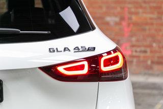 2020 Mercedes-Benz GLA-Class H247 801MY GLA45 AMG SPEEDSHIFT DCT 4MATIC+ S White 8 Speed