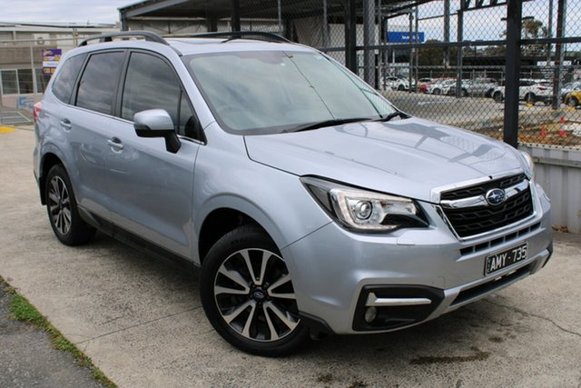 Used Subaru Forester S4 MY17 2.5i-S CVT AWD Ferntree Gully, 2017 Subaru Forester S4 MY17 2.5i-S CVT AWD Silver 6 Speed Constant Variable Wagon