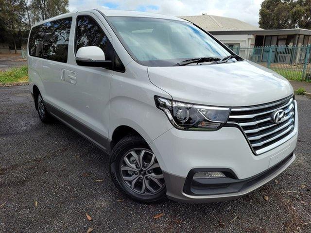 Used Hyundai iMAX TQ4 MY20 Elite Elizabeth, 2019 Hyundai iMAX TQ4 MY20 Elite White 5 Speed Automatic Wagon