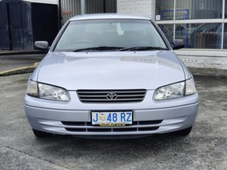 1998 Toyota Camry SXV20R CSi Silver 4 Speed Automatic Wagon.