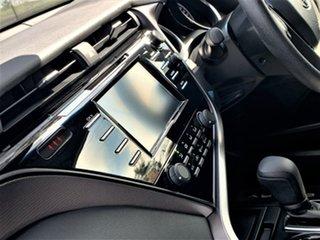 2020 Toyota Camry ASV70R Ascent Glacier White 6 Speed Sports Automatic Sedan