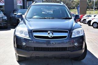 2009 Holden Captiva CG MY10 5 AWD Grey 5 Speed Sports Automatic Wagon.