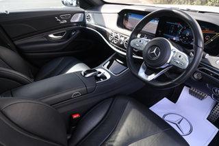 2019 Mercedes-Benz S-Class W222 809MY S350 d 9G-Tronic Iridium Silver 9 Speed Sports Automatic Sedan.