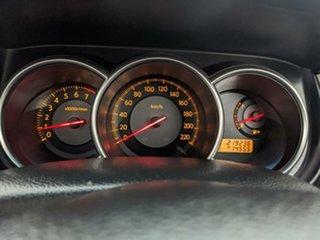 2006 Nissan Tiida C11 ST Yellow 4 Speed Automatic Hatchback