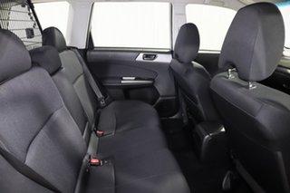 2011 Subaru Forester S3 MY11 X AWD White 5 Speed Manual Wagon