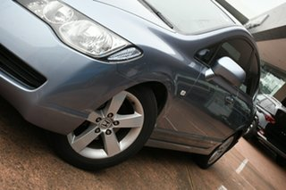 2007 Honda Civic MY07 VTi-L Blue 5 Speed Automatic Sedan.