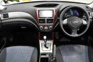 2009 Subaru Forester S3 MY09 XS AWD Steel Silver 4 Speed Sports Automatic Wagon.