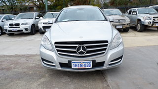 2011 Mercedes-Benz R300 CDI W251 MY2011 AWD Silver 7 Speed Automatic Wagon.