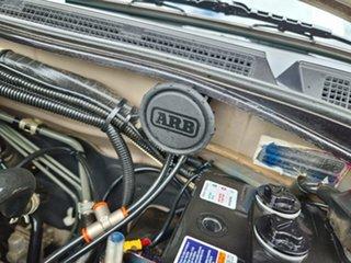 2006 Toyota Hilux KUN26R MY07 SR5 Brown 5 Speed Manual Utility