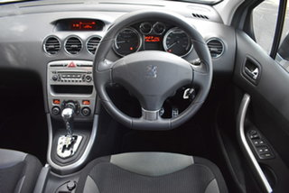 2010 Peugeot 308 T7 Sportium Silver 6 Speed Sports Automatic Hatchback