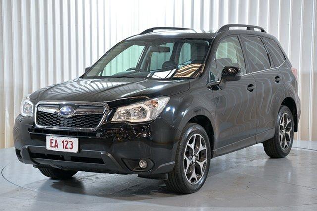 Used Subaru Forester S4 MY15 2.5i-S CVT AWD Hendra, 2015 Subaru Forester S4 MY15 2.5i-S CVT AWD Black 6 Speed Constant Variable Wagon