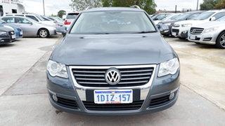 2010 Volkswagen Passat Type 3C MY10 103TDI DSG Grey 6 Speed Sports Automatic Dual Clutch Wagon.