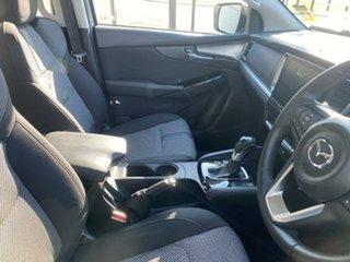 2020 Mazda BT-50 TFS40J XTR Ice White/black Cl 6 Speed Sports Automatic Utility