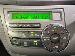 2008 Toyota Tarago ACR50R GLi Silver 4 Speed Sports Automatic Wagon