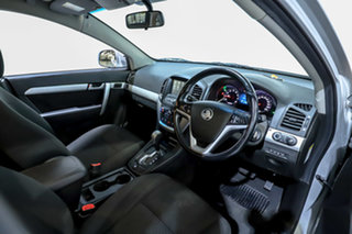 2018 Holden Captiva CG MY18 LS 2WD Silver 6 Speed Sports Automatic Wagon