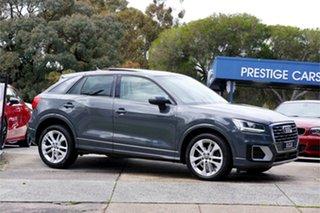 2018 Audi Q2 GA MY18 design S Tronic 7 Speed Sports Automatic Dual Clutch Wagon.