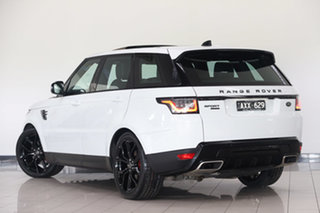 2018 Land Rover Range Rover Sport L494 19.5MY SE White 8 Speed Sports Automatic Wagon.