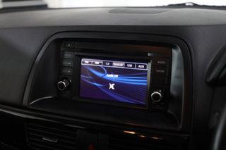 2012 Mazda CX-5 KE1071 Maxx SKYACTIV-Drive Red 6 Speed Sports Automatic Wagon
