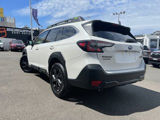 2021 Subaru Outback B7A MY21 AWD Sport CVT Crystal White 8 Speed Constant Variable Wagon