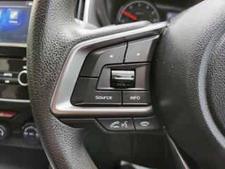 2017 Subaru Impreza G5 MY17 2.0i CVT AWD White 7 Speed Constant Variable Hatchback