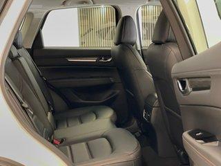 2021 Mazda CX-5 KF4WLA GT SKYACTIV-Drive i-ACTIV AWD White 6 Speed Sports Automatic Wagon